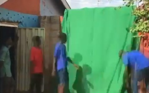 """""""Las películas de Nollywood no suelen durar más de 10 minutos porque tardan mucho en subirse"""""""