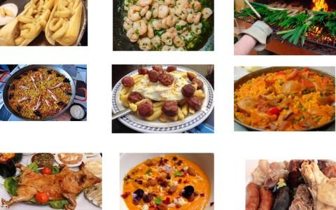 100 platos de comida española que deberías probar antes de morir