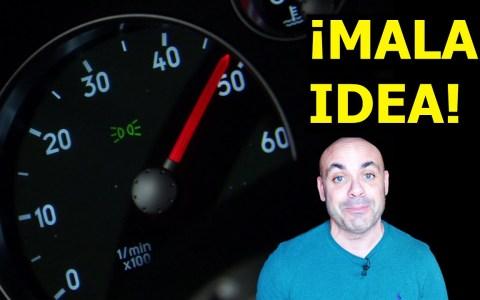 5 cosas que nunca deberías hacerle a un coche nuevo