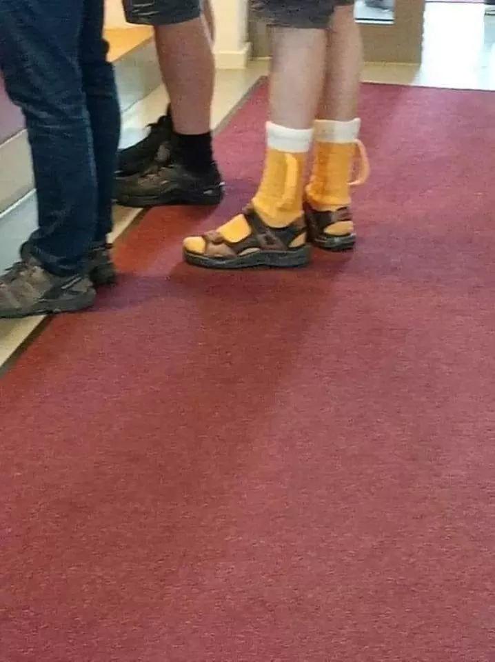 Los calcetines perfectos no exis...