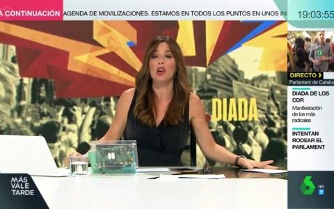"""""""Cuando os diga empezáis a gritar lo de prensa española manipuladora, ¿ok?"""""""