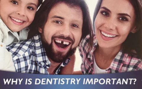 ¿Por qué es importante el dentista?
