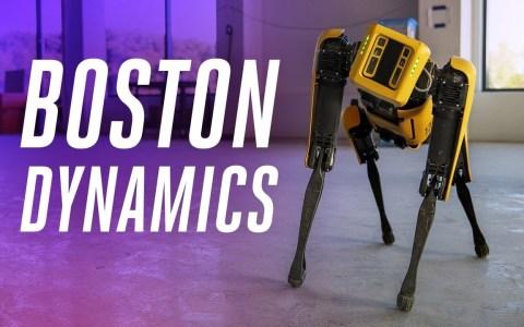 Boston Dynamics Spot: sus trucos