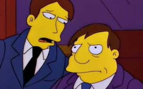 Los Simpsons también predijeron lo de ayer