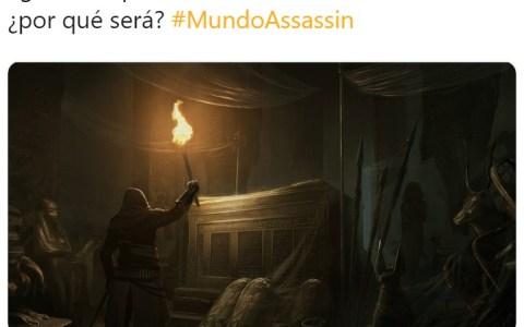 El CM de Assasin's Creed España se une al festival