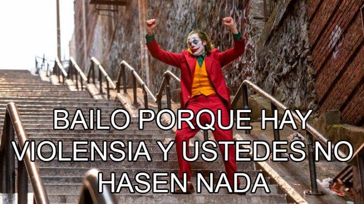 Madre mía el Joker de Terrassa