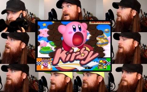BSO de Kirby cantada a capela