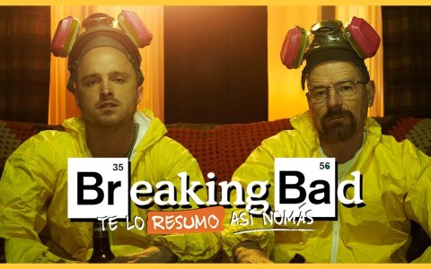Te lo resumo: Breaking Bad