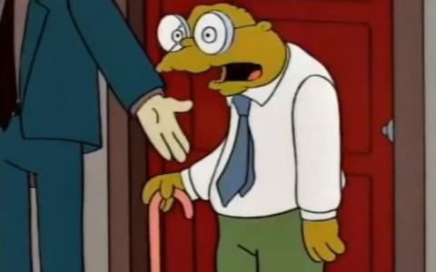 Los Simpson también predijeron el Joker