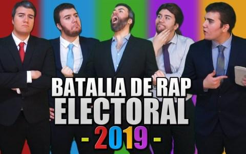 Batalla de rap electoral 2019