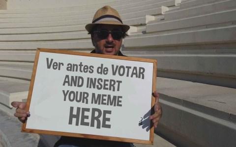 El vídeo que debes ver antes de votar