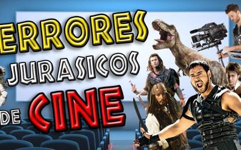Errores jurásicos en el cine