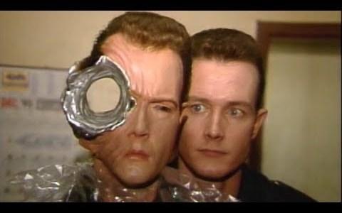 Making of de Terminator 2: el juicio final   Detrás de las cámaras