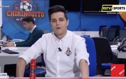 Vergüenza ajena to the limit