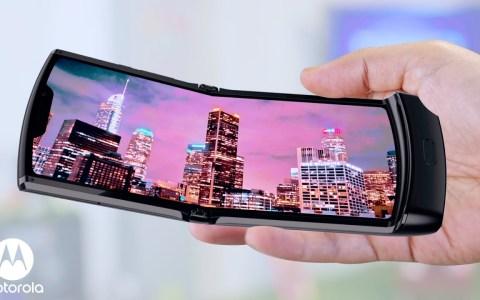 Vuelve el Motorola Razr, y vuelve con la misma estética