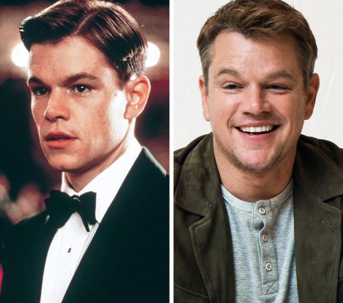 Actores de los años 90: Antes y ahora