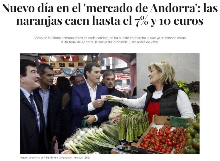 """La """"Frutería de Andorra"""" abre sus puertas"""