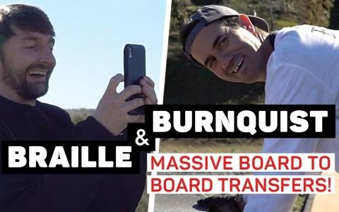 Bob Burnquist maneja el skate como si estuviera en un videojuego