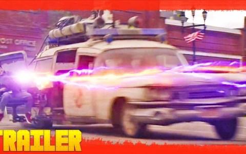 Cazafantasmas 3: Más Allá | Trailer