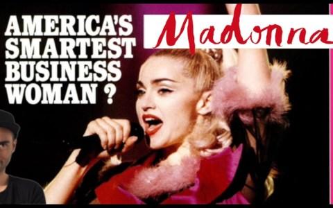 Madonna: El mejor contrato discográfico de la historia