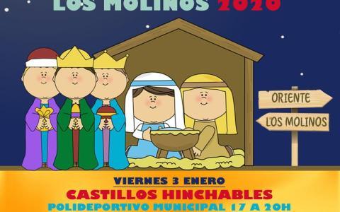 PP y Vox borran a Baltasar del cartel de la cabalgata de Los Molinos