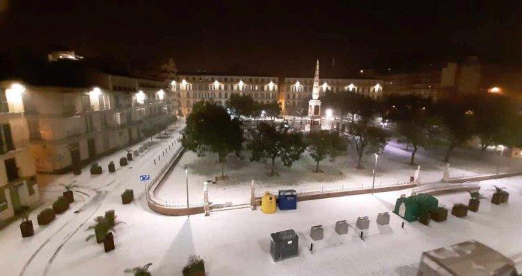 Diez días con gobierno comunista y Málaga ya parece Moscú.