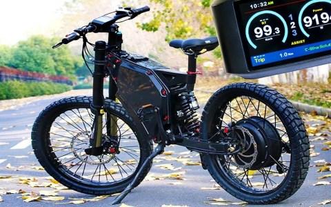 Vicesat fabrica su propia moto eléctrica casera