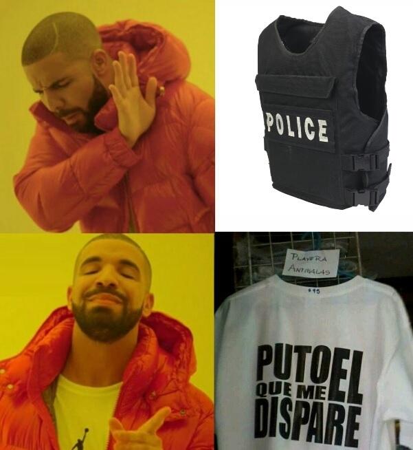 Igual de efectivo para los disparos en la cabeza