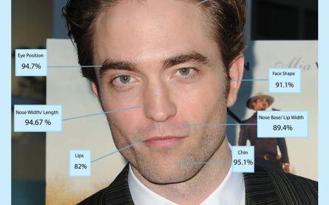 Eligen al hombre famoso 'matemáticamente' más guapo del mundo