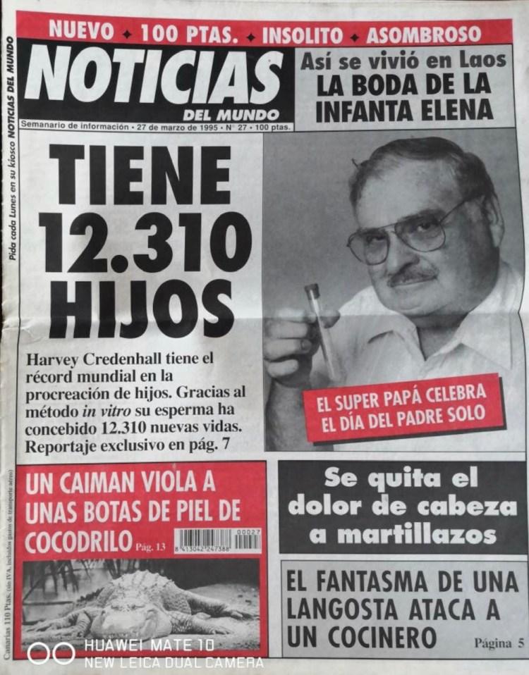 75 pesetas que se pagaban con gusto...