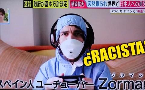 Liadica internacional con Zorman por la canción del Coronavirus