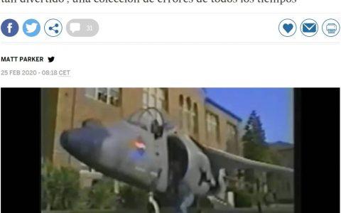 Cuando Pepsi la lió vendiendo un Harrier por la décima parte de su precio