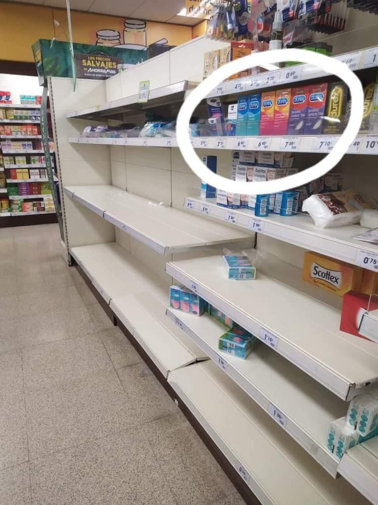 Así arrasan los supermercados en Euskadi