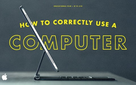 Apple vuelve a ser Apple: el teclado del iPad Pro cuesta más que un iPad normal