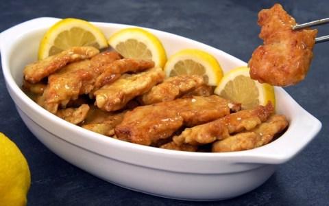 Cómo hacer pollo al limón fácil y rápido @SuperPilopi