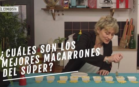 ¿Cuáles son los mejores macarrones del súper?