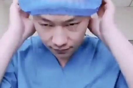 Así es como se protegen los médicos en Corea del Sur
