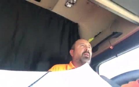 ACTUALIZADO: El mensaje de un camionero para todos los kvrones que saturan los supermercados + Estampida multicultural en el Mercadona