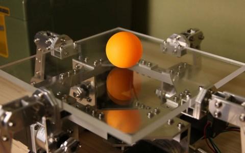 El robot que dejaría en paro a Rafa Nadal si el tenis fuera un trabajo y no un deporte