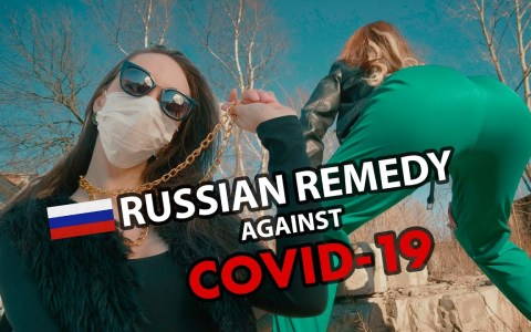 Why Russians don't get Coronavirus