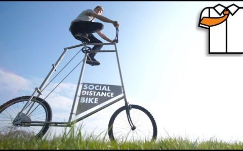 La bici ideal para el distanciamiento social