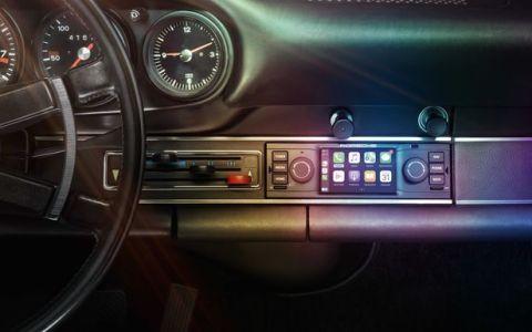Apple CarPlay y Android Auto en los Porsches clásicos