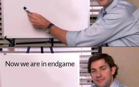Nadie vio venir que pasaríamos del hype de Endgame a VIVIR Endgame