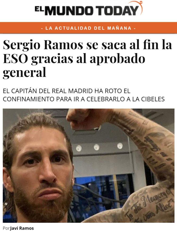 Enhorabuena Sergio