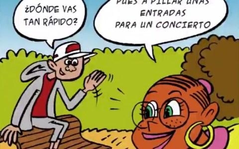 """- Tenemos que comprar votos otra vez, ¿qué os parece """"Vota al PSOE y te regalamos dinero""""?"""