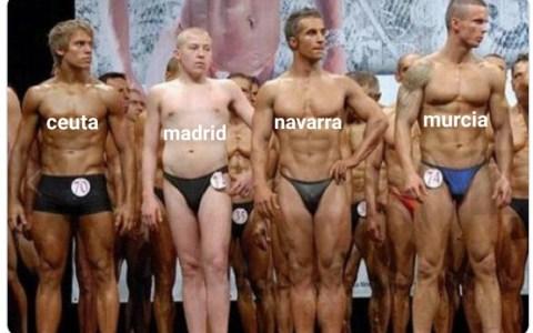 Madrid pidiendo pasar a la Fase 1