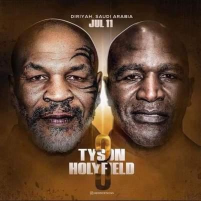 ¿Sabías que Mike Tyson le devolvió a Holyfield el cacho de oreja que le arrancó?