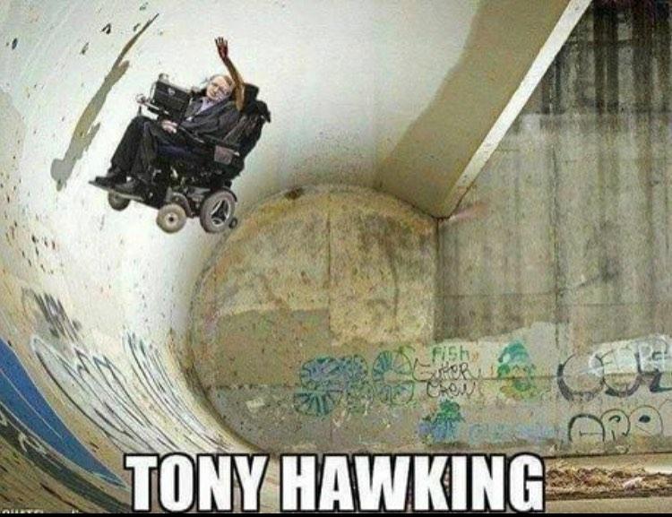 Cuando Disney compre la franquicia de Tony Hawk...