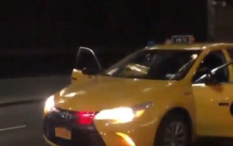 Los policías secretas de Nueva York usan coches de incógnito disfrazados de taxis