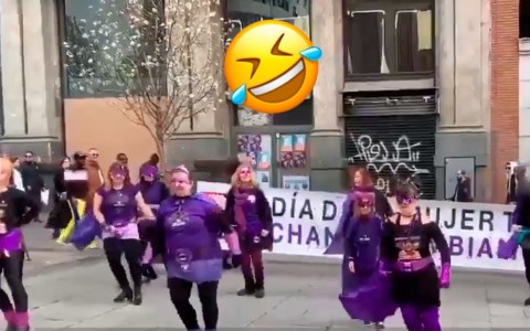 El baile del empoderamiento femenino